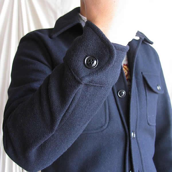 FIDELITY フィデリティ CPOシャツ 24oz CPO SHIRT JACKET 正規取扱店 奈良県の ...