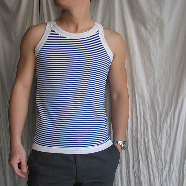 Re Clothing Tokyo アールイークロージング Re made in tokyo japan アールイーメイドイントウキョウジャパン 06509S-PI 04012S-PI Perfect Inner Tank Top パーフェクトインナータンクトップ ボーダー 無地 正規取扱店 奈良県のセレクトショップ IMPERIAL'S インペリアルズ